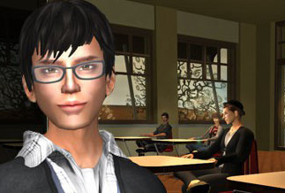 Virtuel undervisning via internettet i en 3d verden opensim secon life